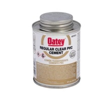 Oatey Regular Clear PVC Cement